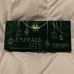 Cargo Emerald City Eyeshadow Palette